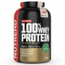 NUTREND 100% WHEY PROTEIN 2250G - COOKIES & CREAM
