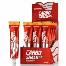 NUTREND CARBOSNACK TUBUS - 12X50G--APRICOT