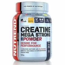 Nutrend Creatine Mega Strong Powder 500g - Pineapple