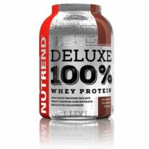 Nutrend Deluxe 100% Whey Protein 2250g - Cinnamon Roll