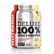 NUTREND DELUXE 100% WHEY PROTEIN 900G - VANILLA PUDDING