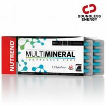Nutrend Multimineral Compressed Caps 60 db kapszula