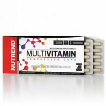 Nutrend Multivitamin Compressed Caps 60 db kapszula