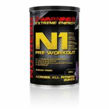 Nutrend N1 Pre-Workout Booster 510g Blue Raspberry