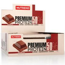 NUTREND PREMIUM PROTEIN 50% 16DBX50G - CHOCOLATE