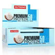 NUTREND PREMIUM PROTEIN 50% 16DBX50G - COCONUT