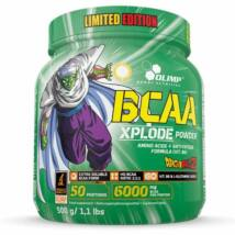 OLIMP DRAGON BALL BCAA XPLODE POWDER LIMITED EDITION 500G - ICE TEA-PEACH