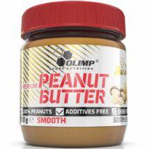 Olimp Peanut Butter mogyoróvaj 350g - crunchy