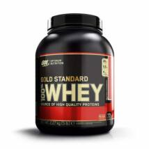 ON 100% Whey Gold Standard 2,27kg - Double chocolate