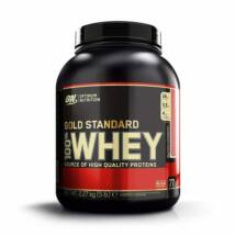 ON 100% Whey Gold Standard 2,27kg - strawberry