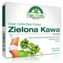 Olimp Labs GREEN COFFEE (zöld kávé) Premium - 30 kapszula