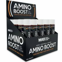 QNT Amino Boost 20x25 ml  Orange-Tangerine