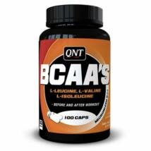QNT BCAA's + vit. B-6 - 100 Kapszula