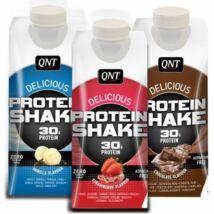 QNT Delicious Protein Shake 330ml fehérjeital - Strawberry