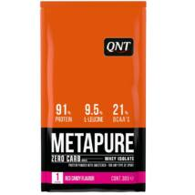 QNT Zero Carb Metapure 30gx10db - red candy