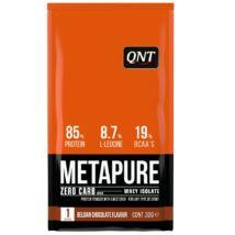 QNT Zero Carb Metapure 30gx10db - Belgian Chocolate