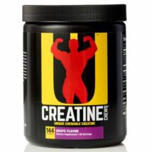 Universal Creatine Chews 144 db rágótabletta - Grape