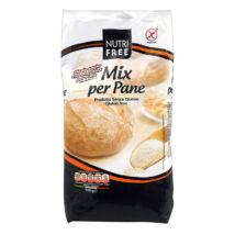 NUTRI FREE MIX PER PANE GLUTÉNMENTES KENYÉRPOR 1000 G