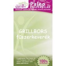 SZAFI FITT grillbors fűszerkeverék 30 g
