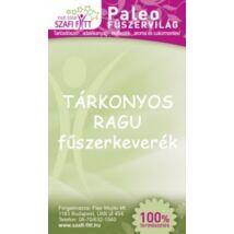 SZAFI REFORM PALEO TÁRKONYOS RAGU FŰSZERKEVERÉK (GLUTÉNMENTES) 30 G