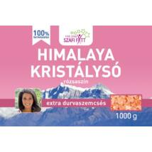 Szafi Reform Himalaya (RÓZSASZÍN) kristálysó extra durvaszemcsés 1000g