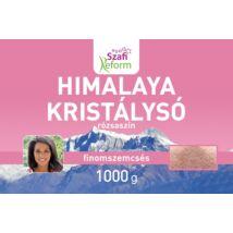 Szafi Reform Himalaya (RÓZSASZÍN) kristálysó finomszemcsés 1000g