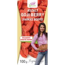 Szafi Reform aszalt Goji berry 100g