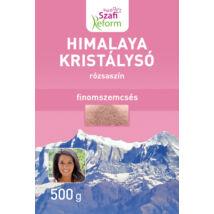 Szafi Reform Himalaya (RÓZSASZÍN) kristálysó finomszemcsés 500g