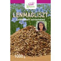 SZAFI REFORM LENMAGLISZT (CSÖKKENTETT ZSÍRTARTALMÚ, GLUTÉNMENTES) 1000G