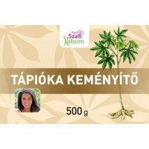 SZAFI REFORM TÁPIÓKA KEMÉNYÍTŐ (GLUTÉNMENTES) 500G