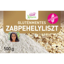 SZAFI REFORM GLUTÉNMENTES ZABPEHELYLISZT / ZABLISZT 500G