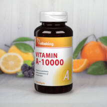A-vitamin 10000NE – Vitaking  gélkapszula 250 db