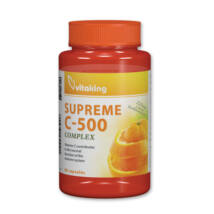 C vitamin -500mg Supreme komplex (60)kaps+210 mg bioflav