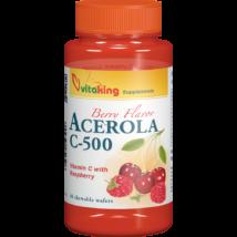 C vitamin-500mg Acerola (40) rágótabletta