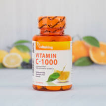 C-vitamin 1000mg Biof+acer+csipkeb. – Vitaking (tabletta 90 db