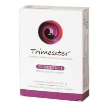 Trimester 1 várandós vitamin (60 db ) tabletta