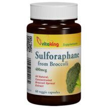 Brokkoli kivonat 400mcg -Vitaking kapszula 60 db