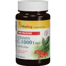 C vitamin -1000mg TR (Vitaking tabletta 60 db