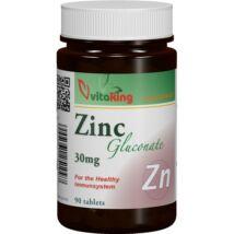 Cink 25mg-Vitaking  (90) tabletta