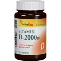 D3 vitamin 2000 NE (90) kapszula