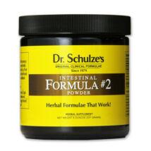 dr. Schulze Formula 2- Béltisztító Por -25 adag