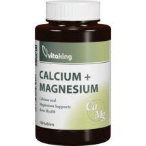CalMag 500/250-Vitaking tabletta 100 db