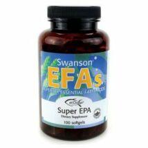 HALOLAJ Super EPA koncentrátum -Swanson 1000 mg (100 db)  gélkapszula