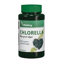 Chlorella alga 500mg (200 tabletta)