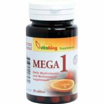 Mega1 multivitamin -Vitaking  (30 db ) tabletta