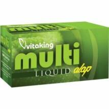 Multi Alap liquid  multivitamin -Vitaking (30 db ) gélkapszula