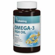 Halolaj – Omega-3 - Vitaking 1200mg( 90 db ) gélkapszula