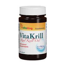 Vitakrill olaj 495mg (30) gkaps