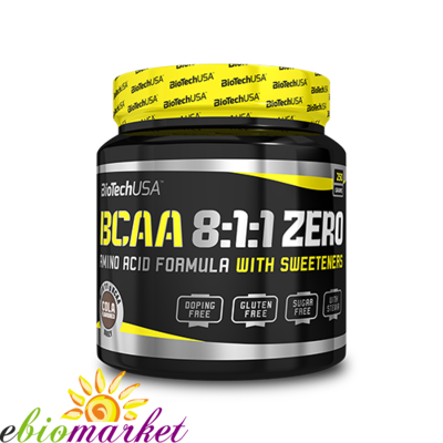 BCAA 8:1:1 ZERO - 250 g
