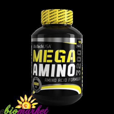 Mega Amino 3200 - 100 tabletta